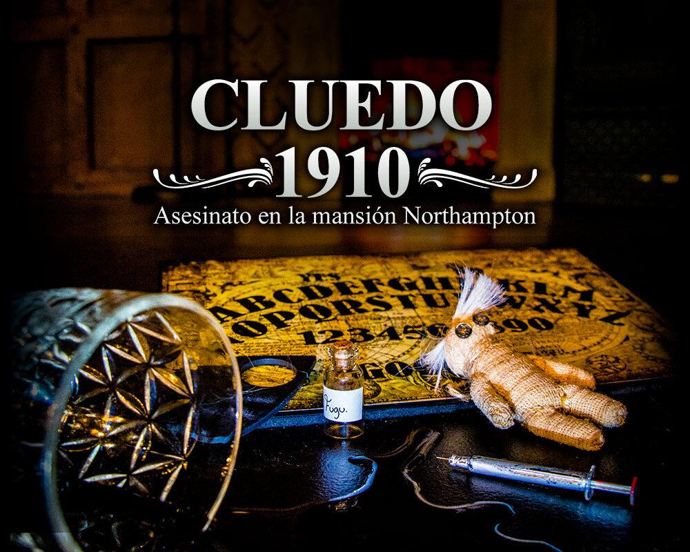 Cluedo 1910