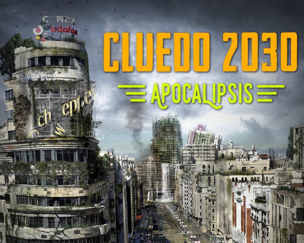 Cluedo 2030